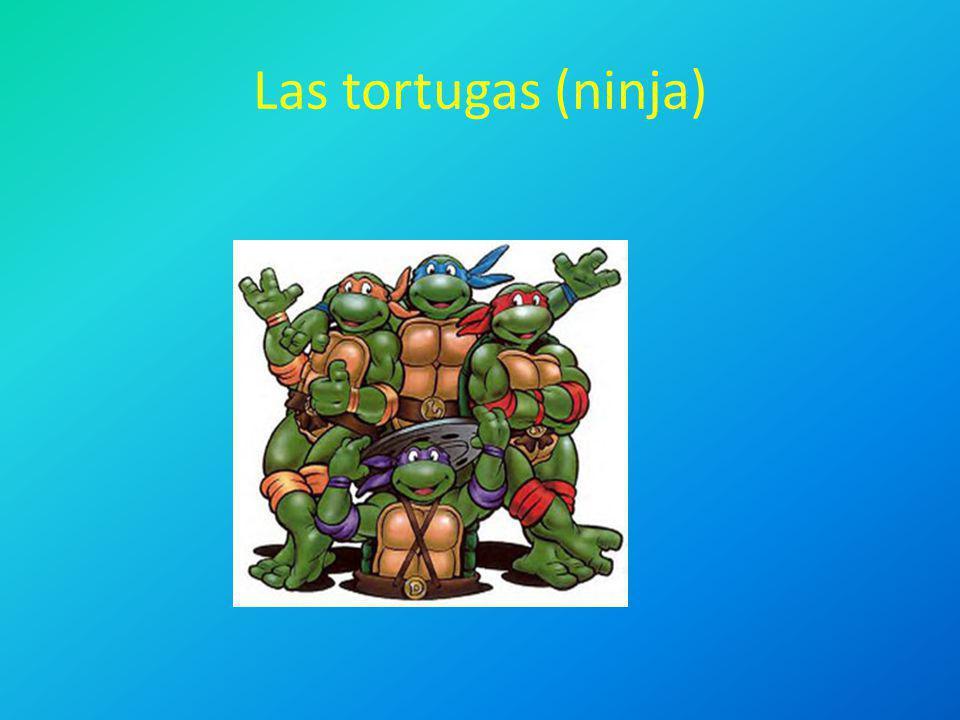 Las tortugas (ninja)