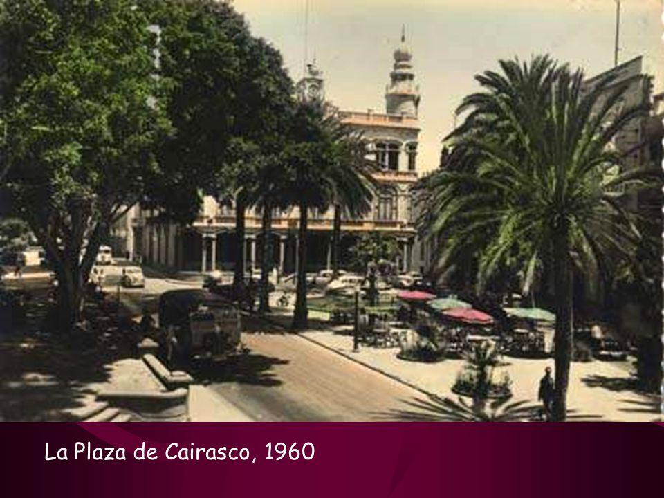 La Plaza de Cairasco, 1960