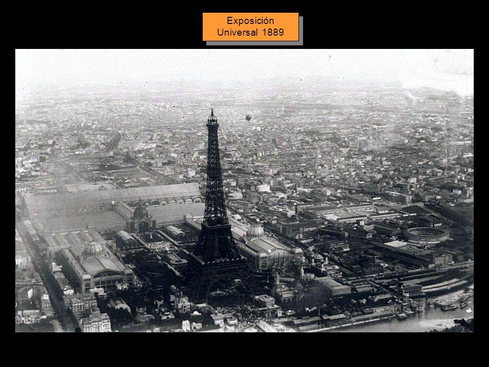 Exposición Universal 1889