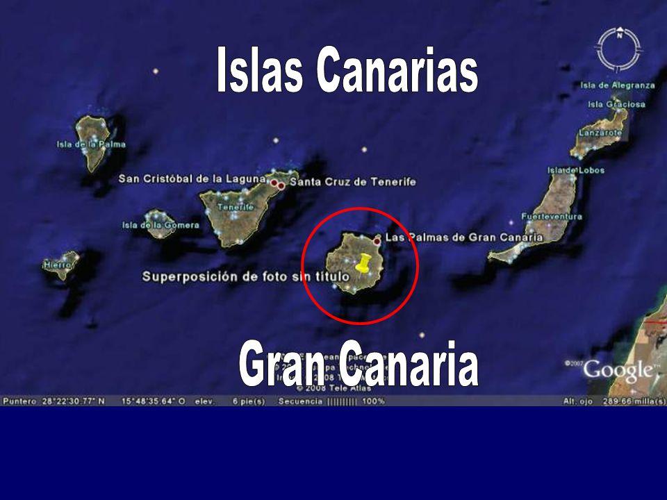 Islas Canarias Gran Canaria