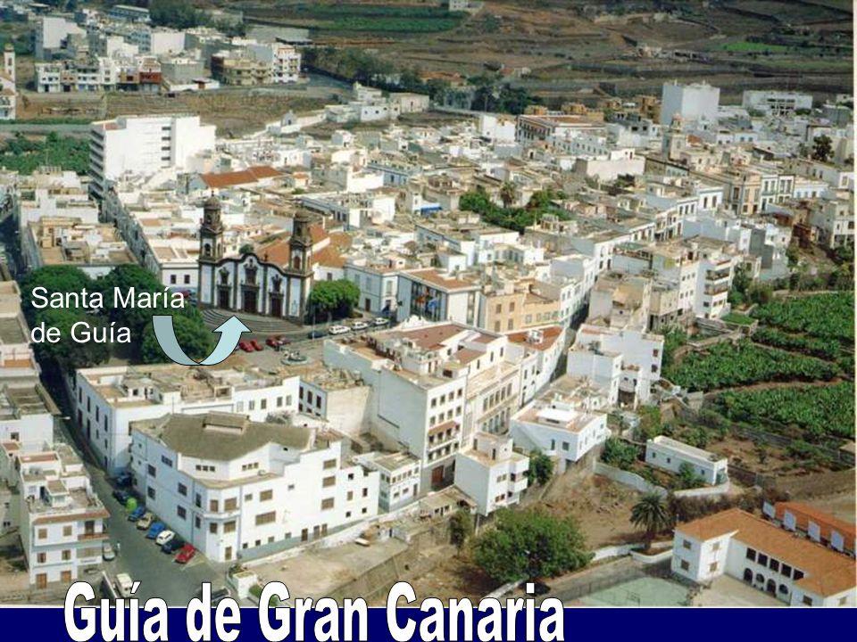 Santa María de Guía Guía de Gran Canaria