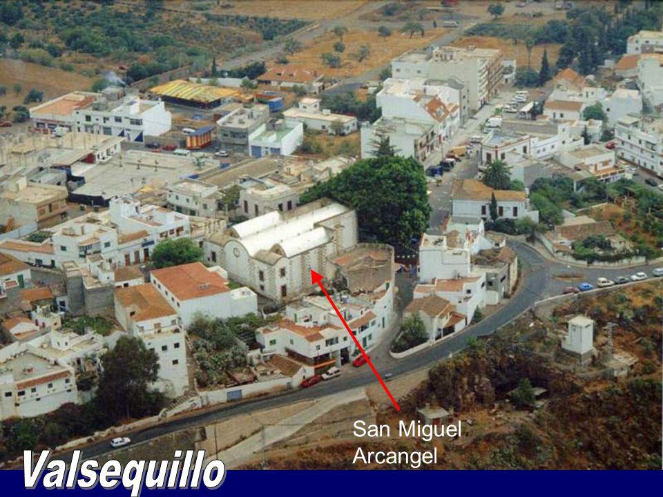 San Miguel Arcangel Valsequillo