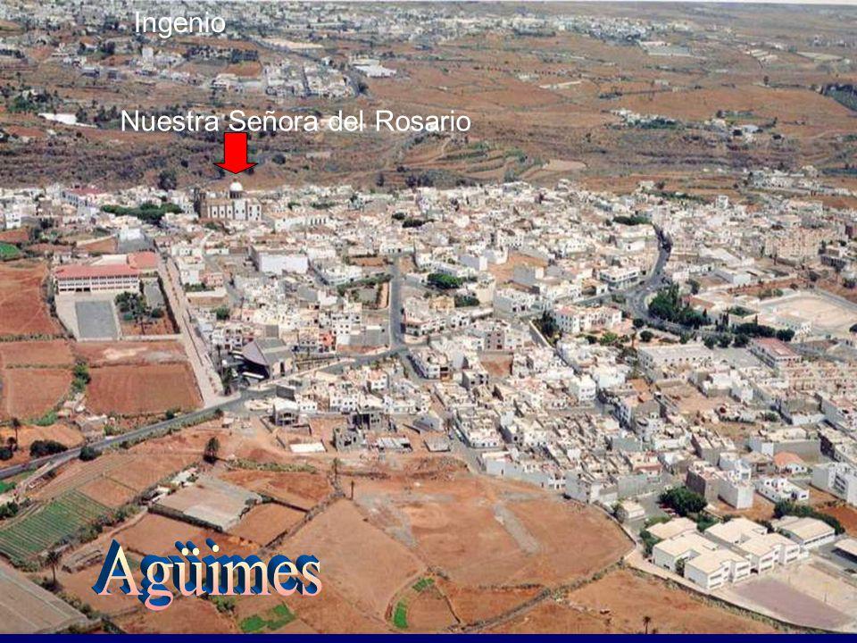 Ingenio Nuestra Señora del Rosario Agüimes