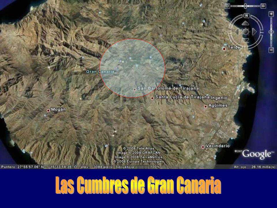 Las Cumbres de Gran Canaria