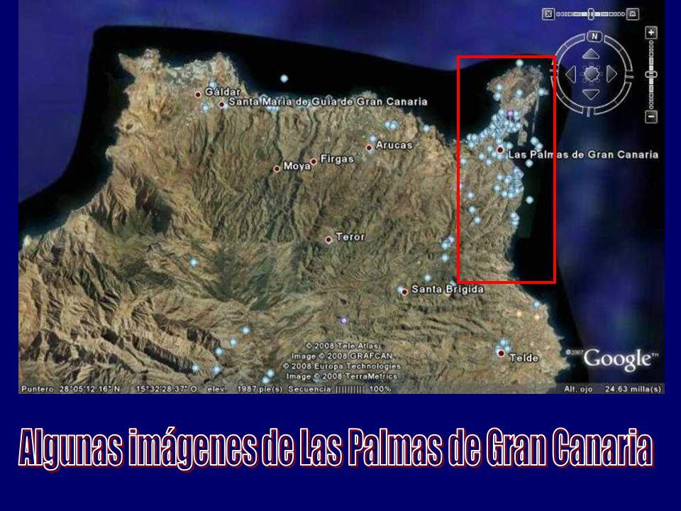 Algunas imágenes de Las Palmas de Gran Canaria