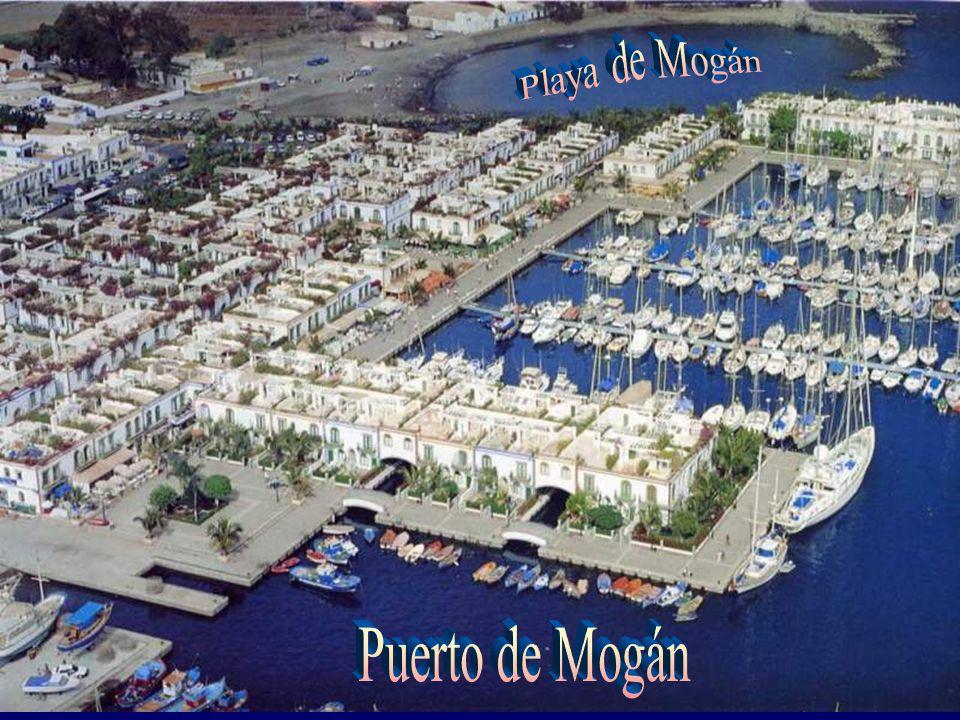 Playa de Mogán Puerto de Mogán