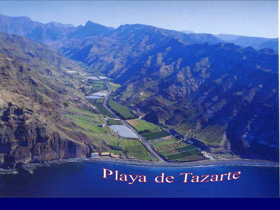 Playa de Tazarte