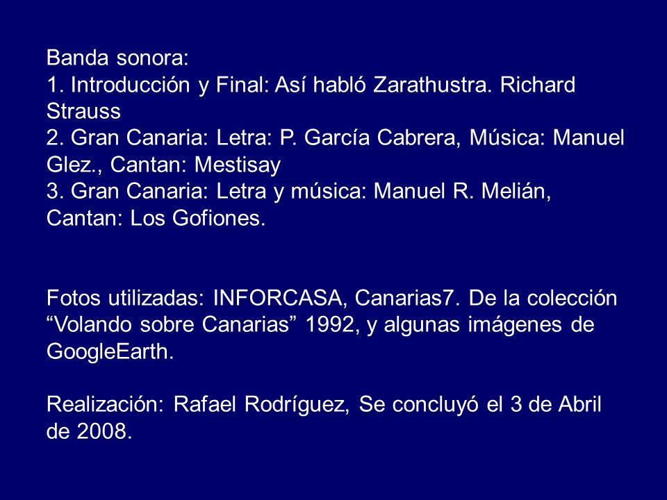Banda sonora: 1. Introducción y Final: Así habló Zarathustra. Richard Strauss.