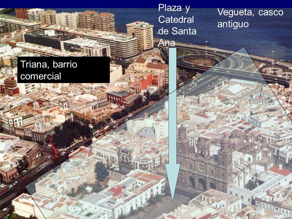 Plaza y Catedral de Santa Ana