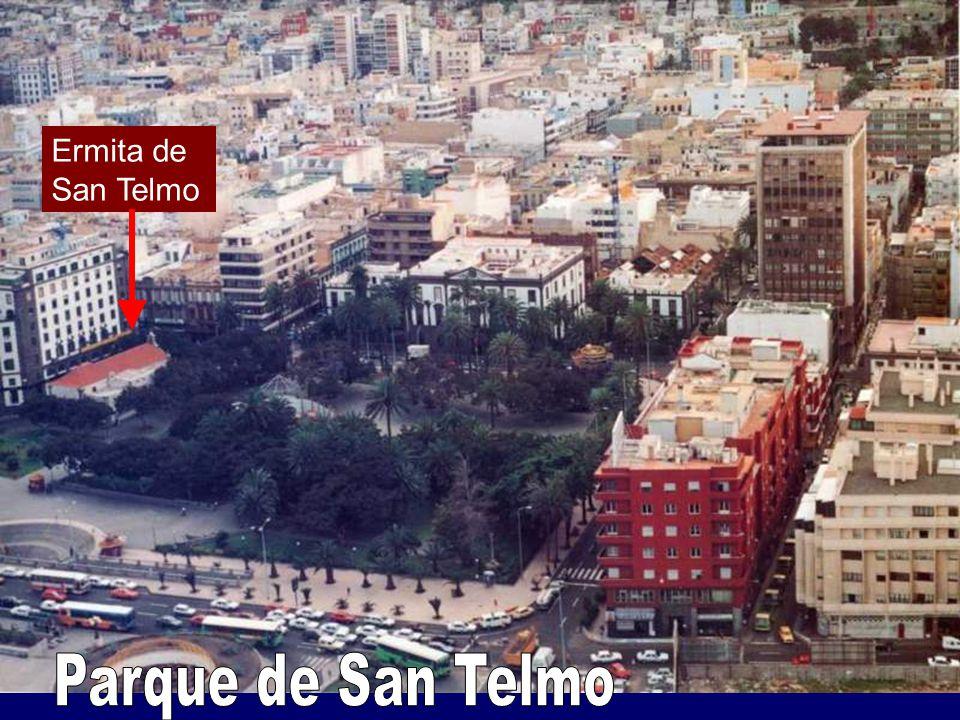 Ermita de San Telmo Parque de San Telmo