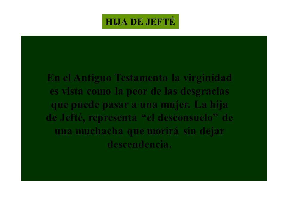 HIJA DE JEFTÉ