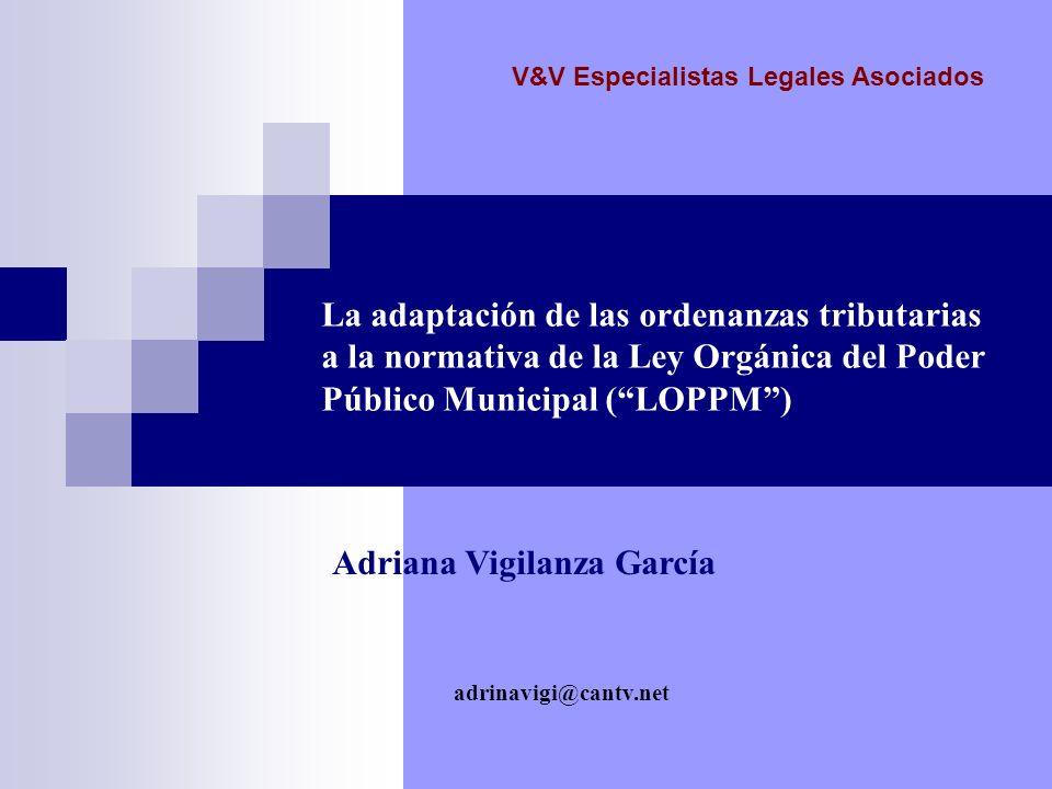 V&V Especialistas Legales Asociados