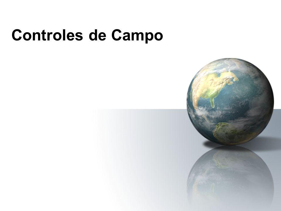 Controles de Campo