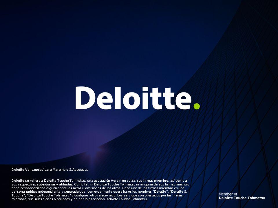 Deloitte Venezuela / Lara Marambio & Asociados