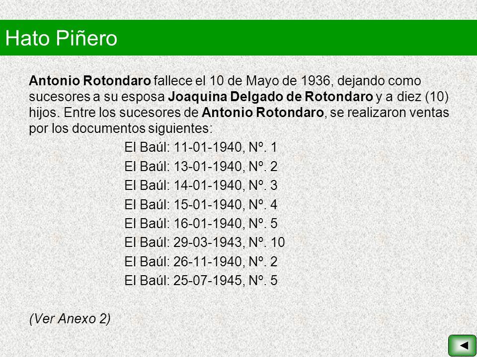Hato Piñero