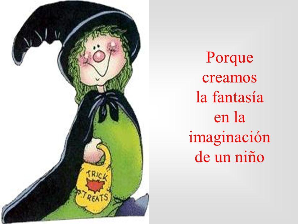 en la imaginación de un niño
