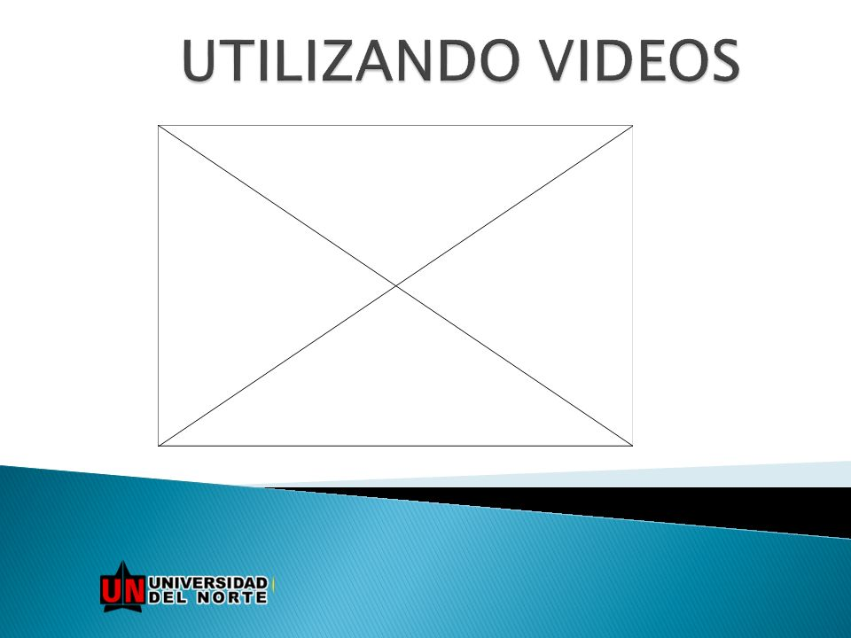 UTILIZANDO VIDEOS