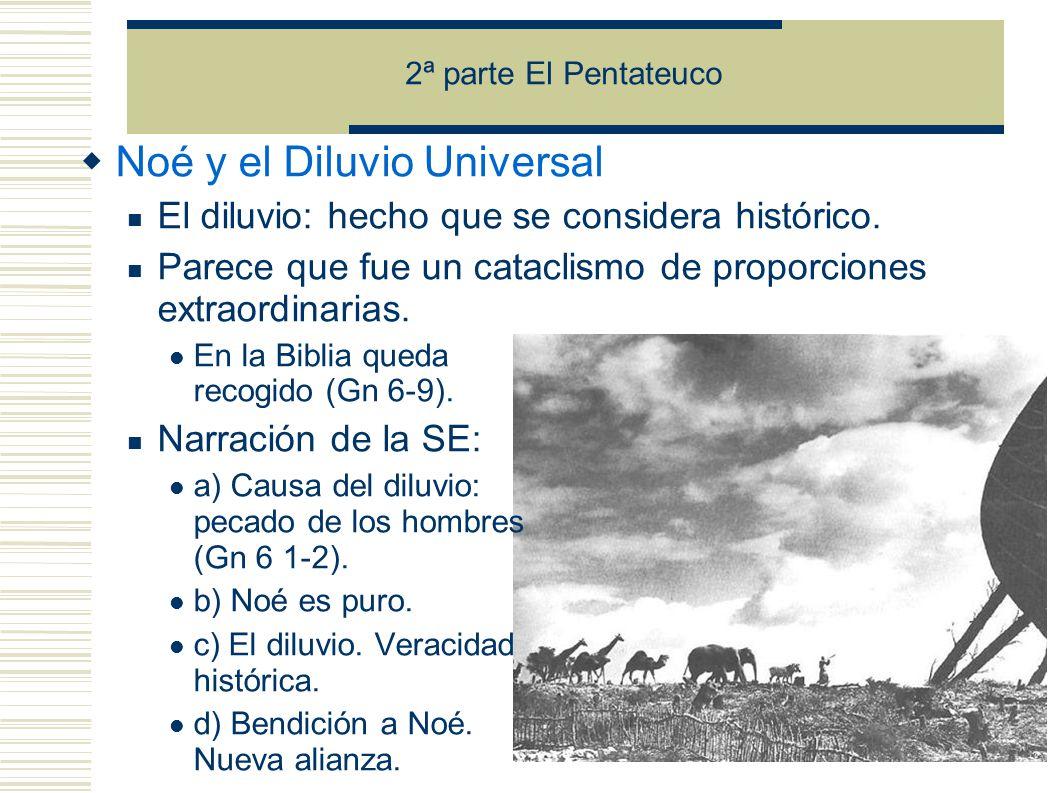 Noé y el Diluvio Universal