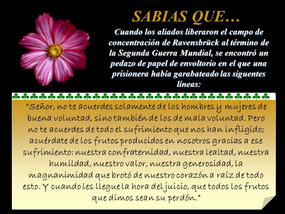 SABIAS QUE…