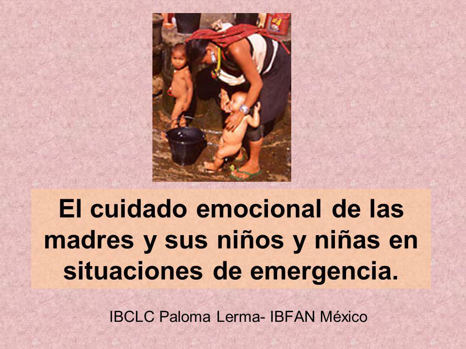 IBCLC Paloma Lerma- IBFAN México