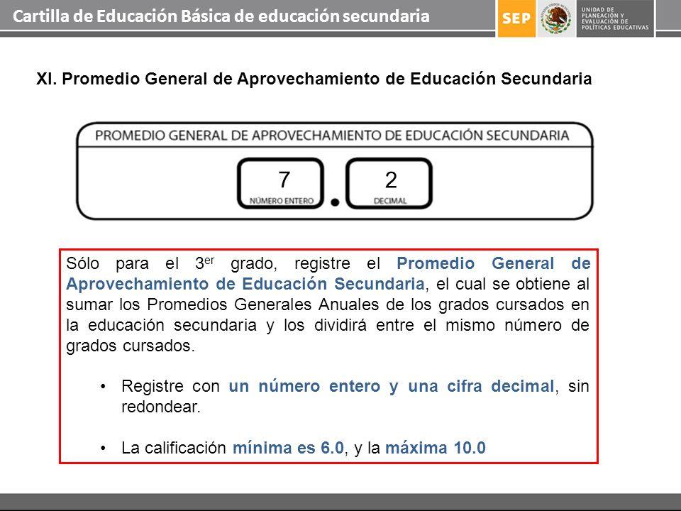 7 2 Cartilla de Educación Básica de educación secundaria