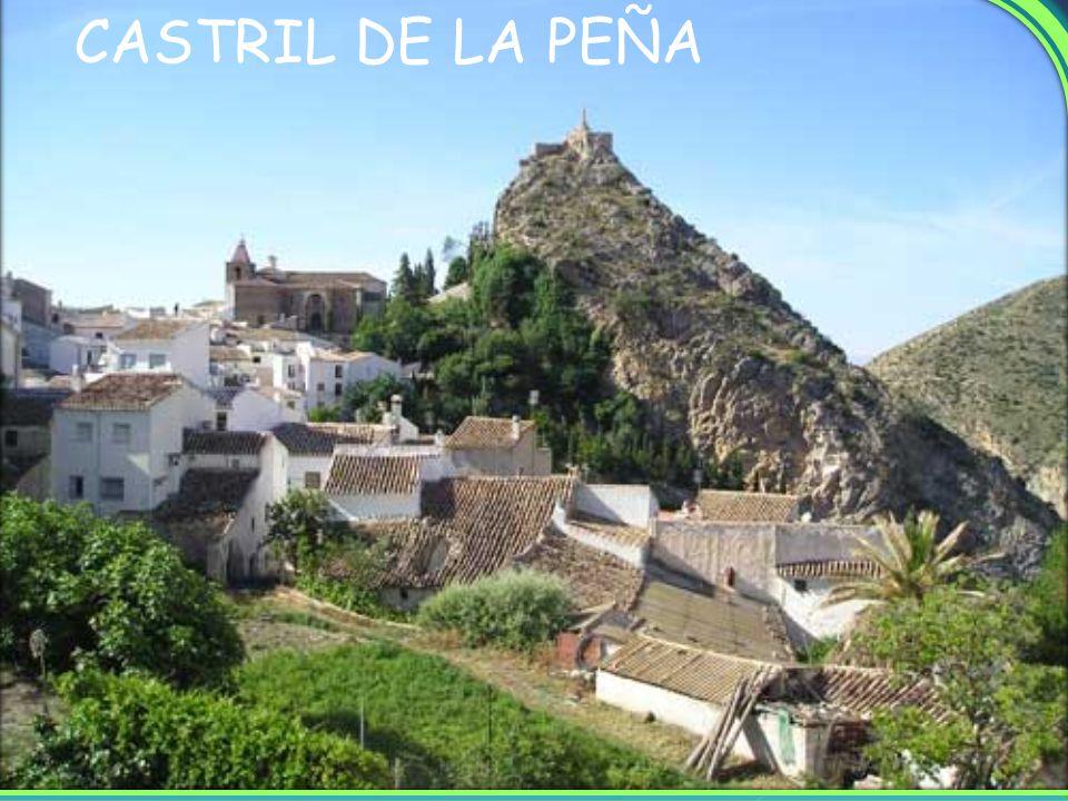 CASTRIL DE LA PEÑA