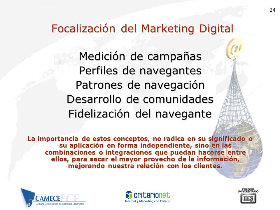 Focalización del Marketing Digital