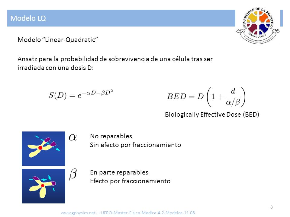 Modelo LQ Modelo Linear-Quadratic