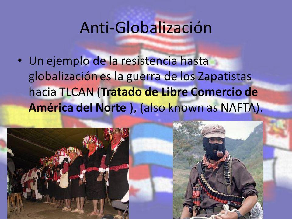Anti-Globalización