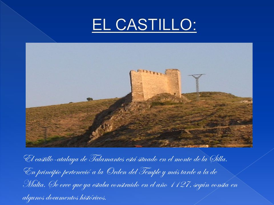EL CASTILLO: