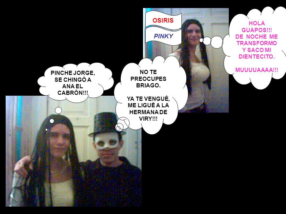 OSIRIS PINKY HOLA GUAPOS!!!
