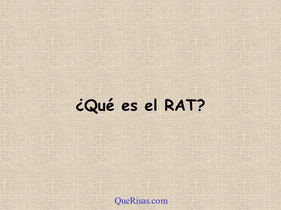 ¿Qué es el RAT QueRisas.com