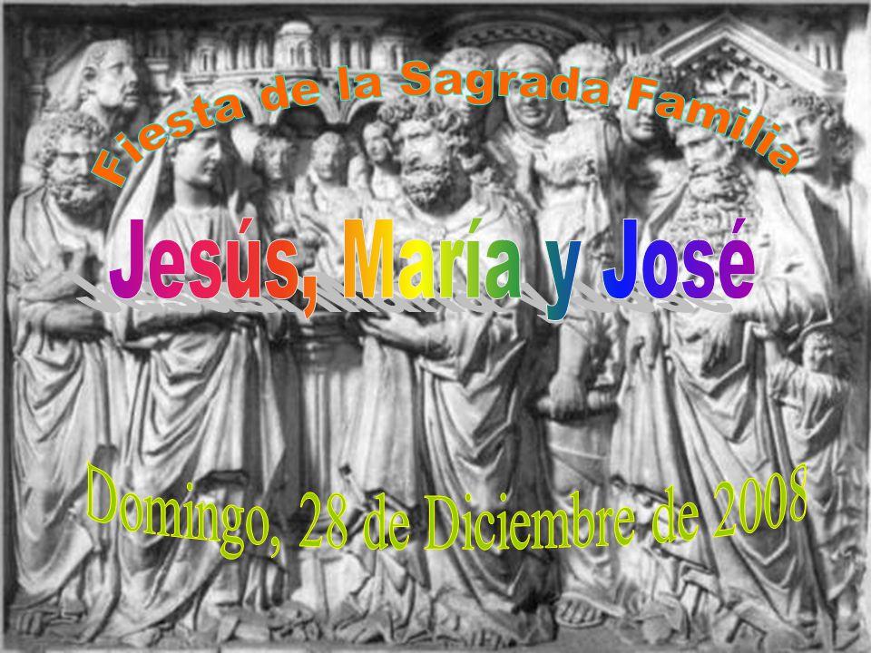 Fiesta de la Sagrada Familia