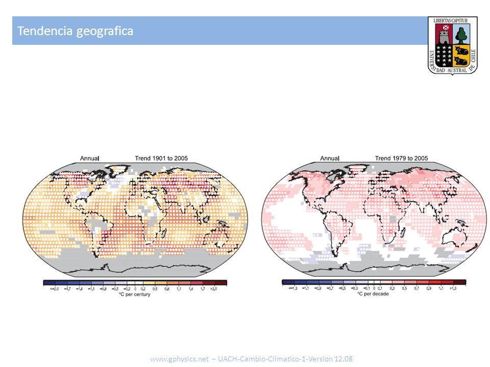 Tendencia geografica www.gphysics.net – UACH-Cambio-Climatico-1-Version 12.08