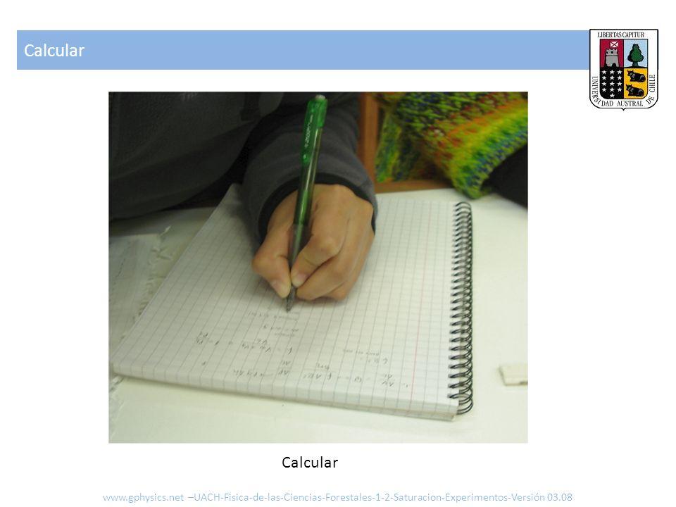 Calcular Calcular.