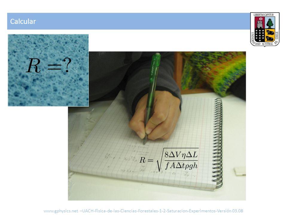 Calcular www.gphysics.net –UACH-Fisica-de-las-Ciencias-Forestales-1-2-Saturacion-Experimentos-Versión 03.08.
