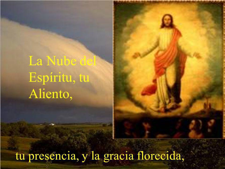 La Nube del Espíritu, tu Aliento,