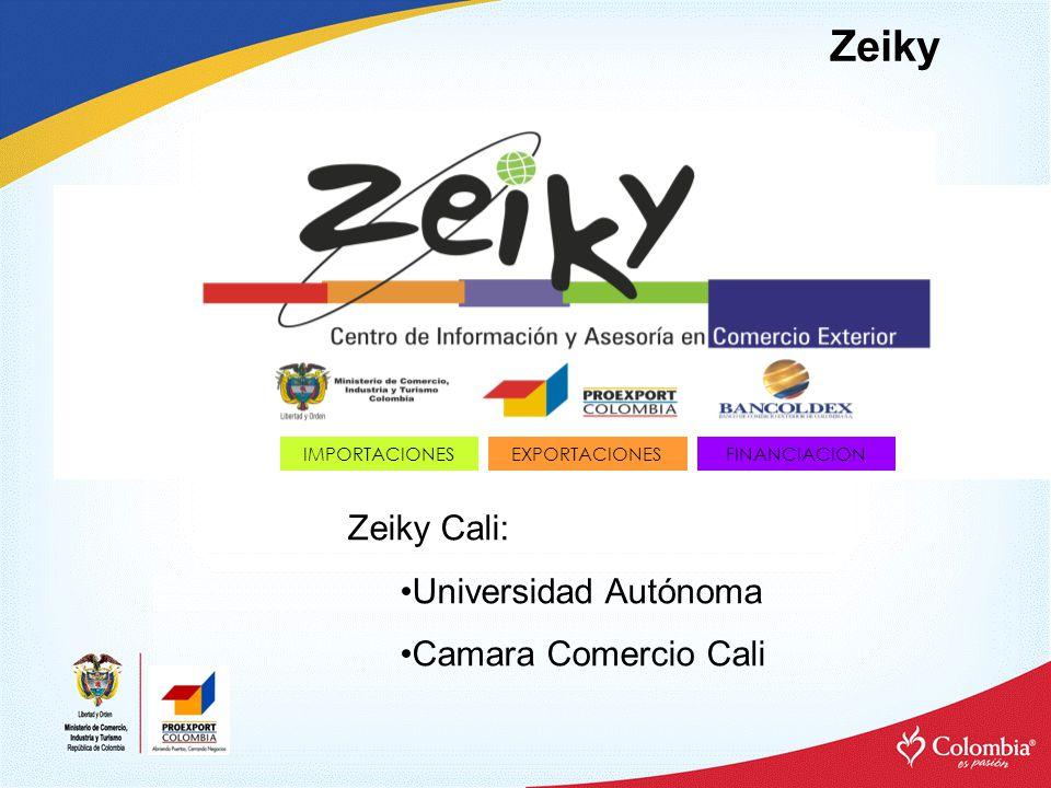 Zeiky Zeiky Cali: Universidad Autónoma Camara Comercio Cali