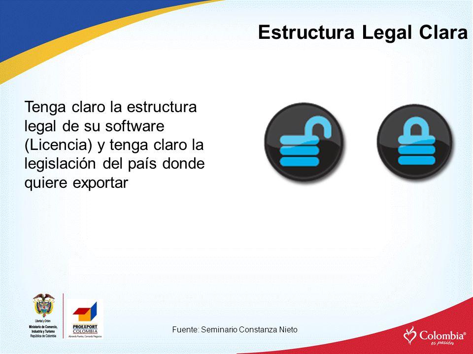 Estructura Legal Clara