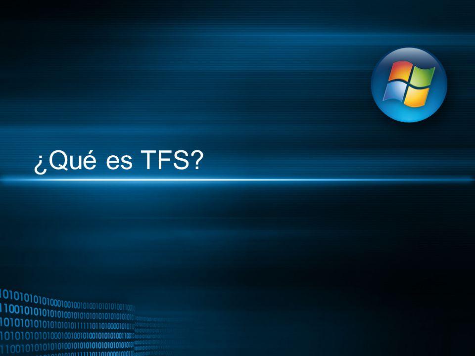 ¿Qué es TFS 16