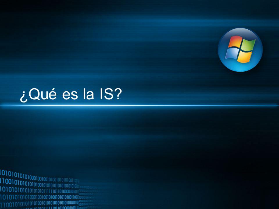 ¿Qué es la IS 4
