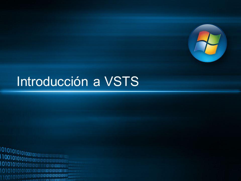 Introducción a VSTS 9