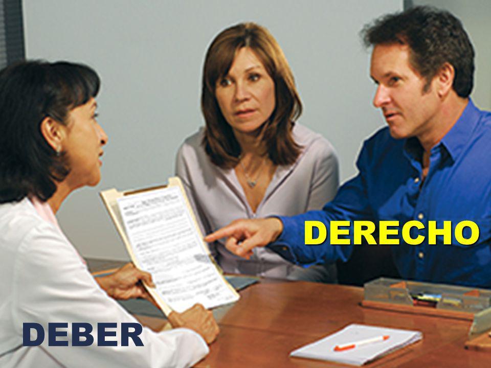 DERECHO DEBER 3