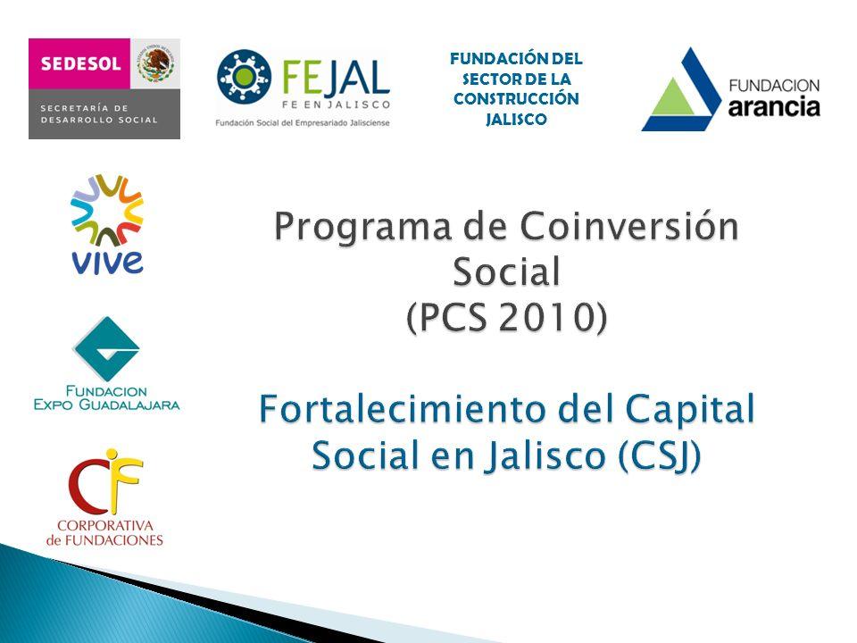 FUNDACIÓN DEL SECTOR DE LA CONSTRUCCIÓN JALISCO