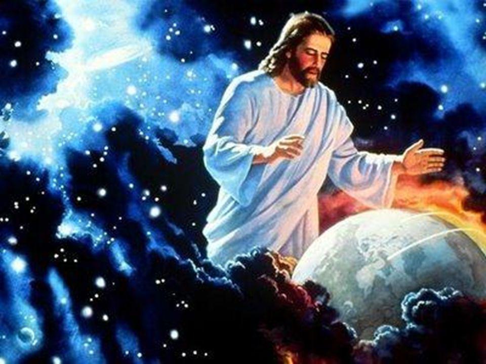 Es Jesús, es Jesús, Dios y hombre que nos guía con su luz.