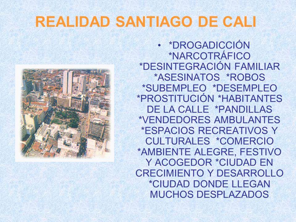 REALIDAD SANTIAGO DE CALI
