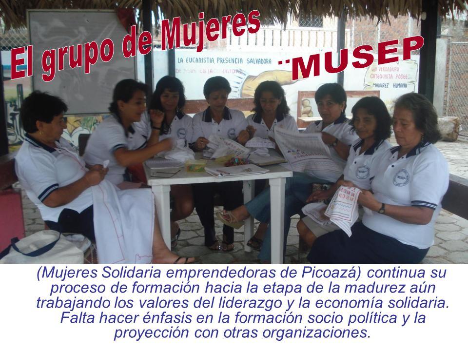 ¨MUSEP El grupo de Mujeres