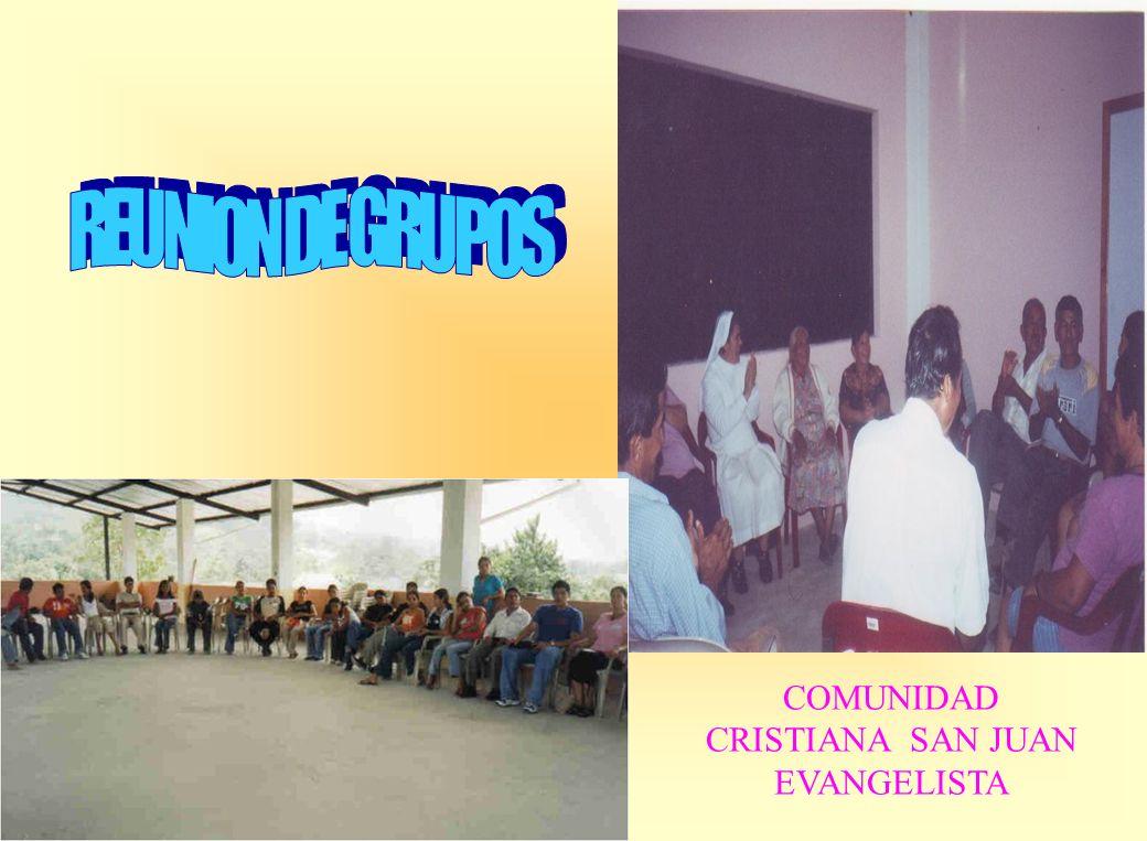 COMUNIDAD CRISTIANA SAN JUAN EVANGELISTA