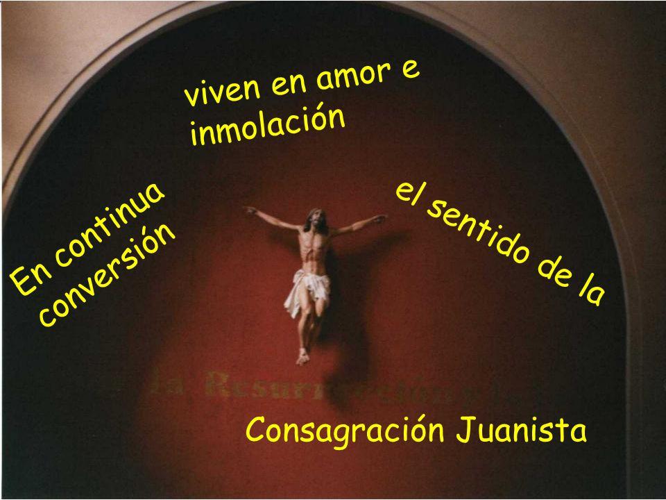 Consagración Juanista