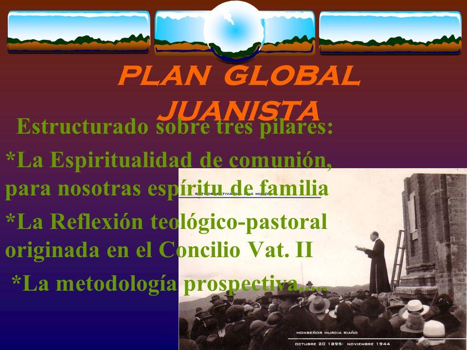 Estructurado sobre tres pilares: